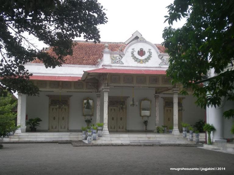 Gedong Jene Kraton Yogyakarta