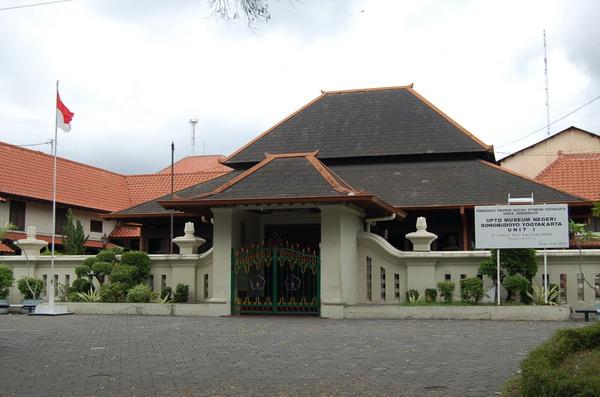 Museum Negeri Propinsi DIY Sonobudoyo