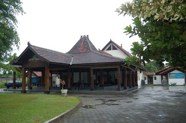 Museum Rumah Budaya Jawa Tembi